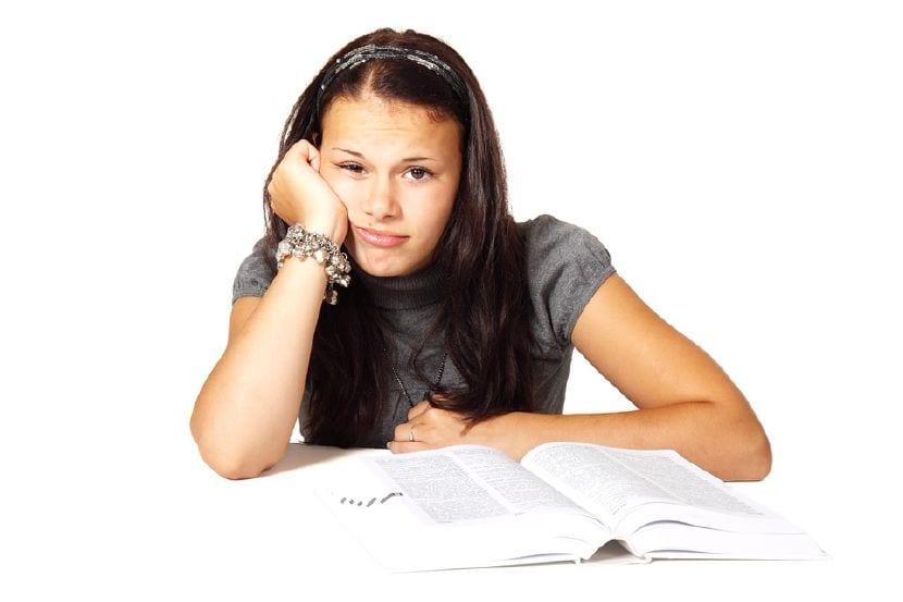 estudiar hijos
