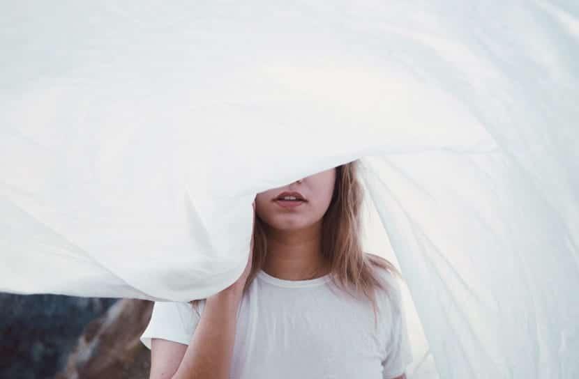 migranas en adolescente chica
