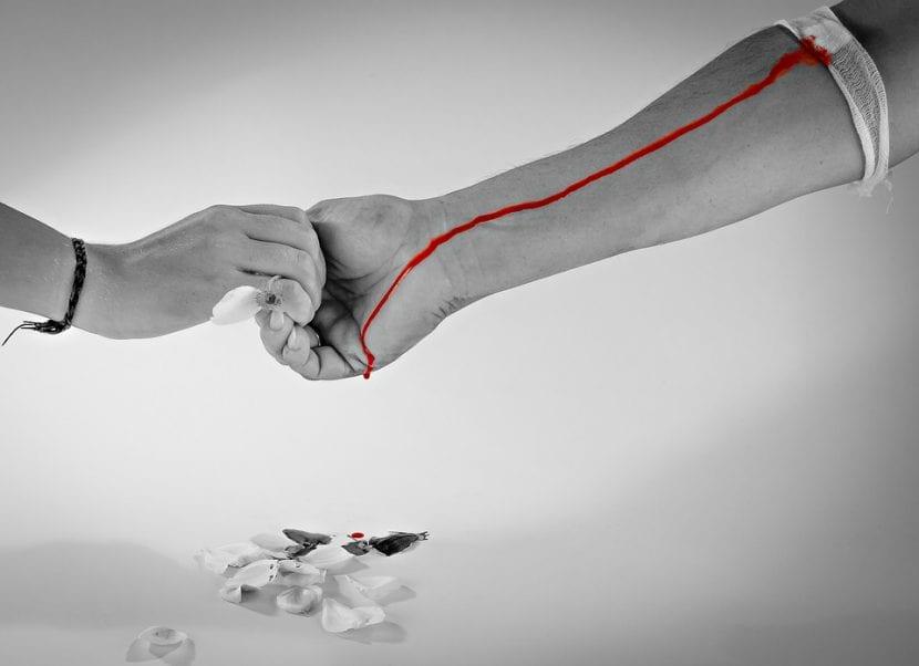 Se ayuda y ofrece vida con la donación de sangre.