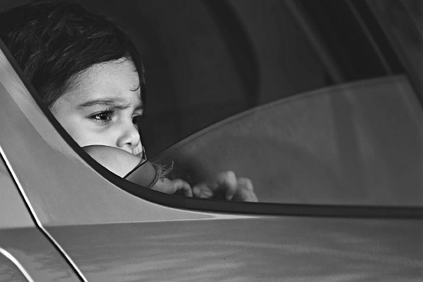 seguridad niños coche