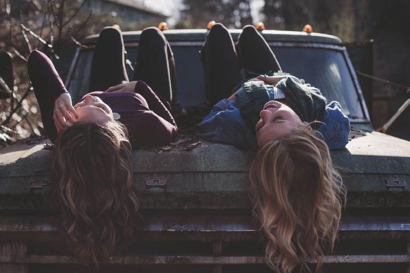 amigos adolescencia