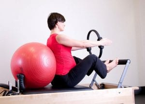 embaraza pilates