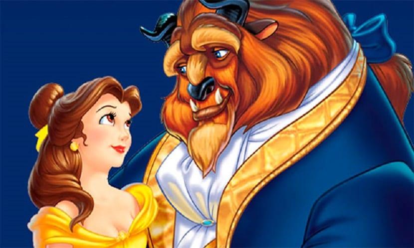 La Bella y la Bestia de Disney