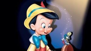 Pinocho de Disney