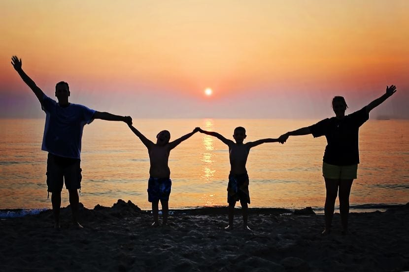 tiempo calidad familia