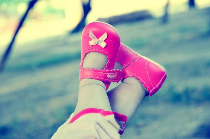 talla zapatos bebé