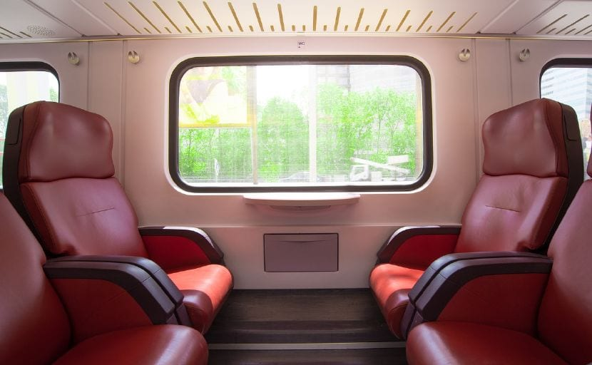tren bebé