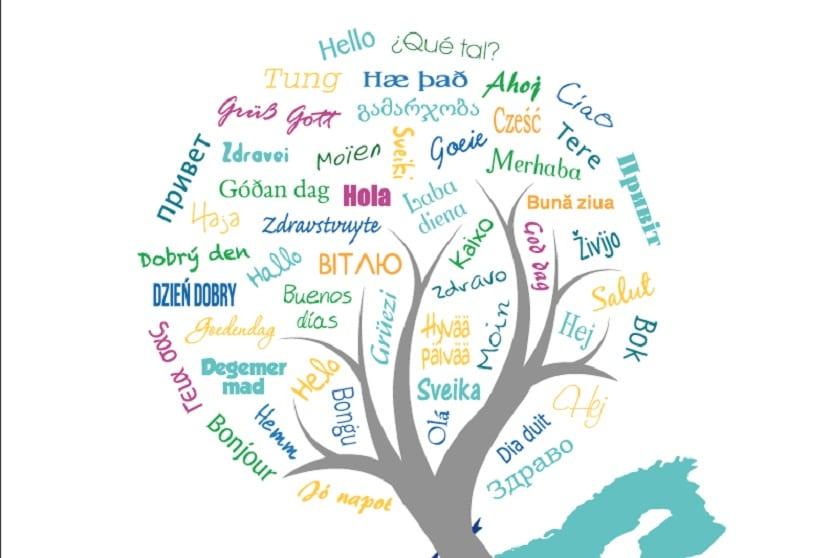 Árbol de las lenguas