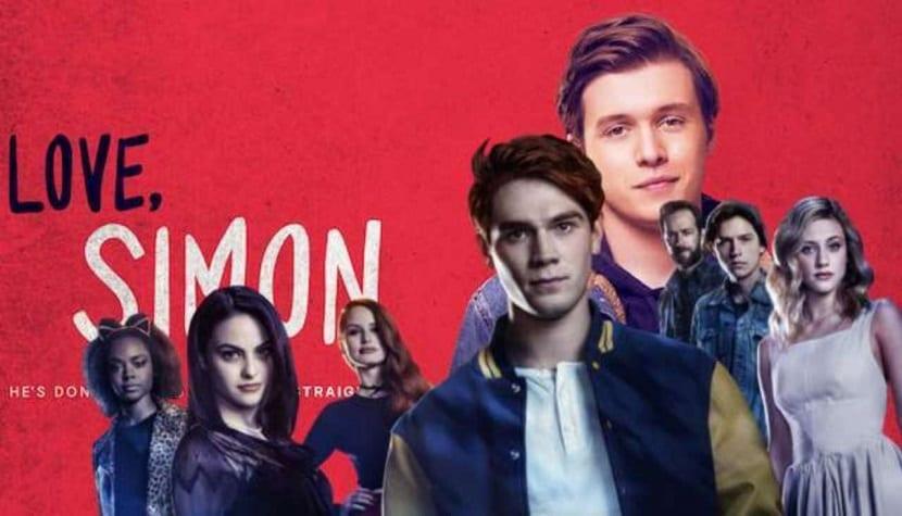 Película, Con amor, Simon