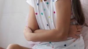 Virus estomacal en niños