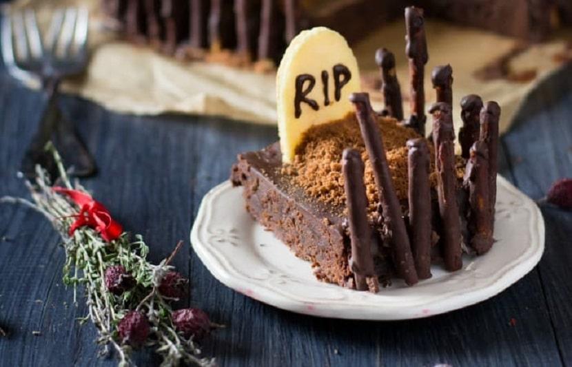 Cementerio de brownie