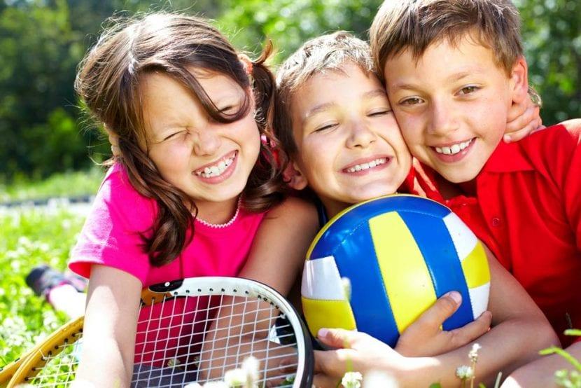 Niños deportistas y bursitis