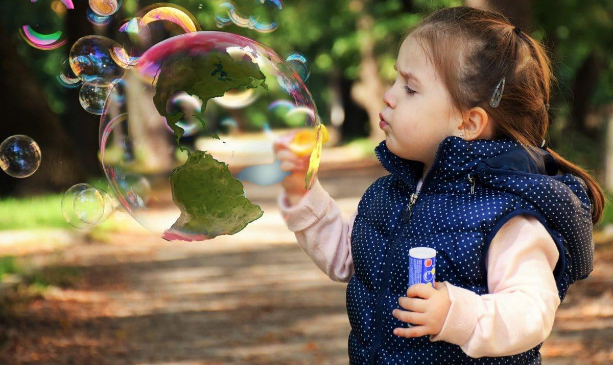 Ejercicios de respiración para niños