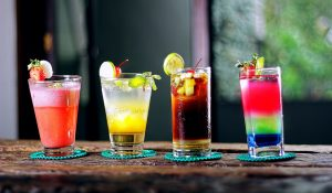 cocteles no alcohol