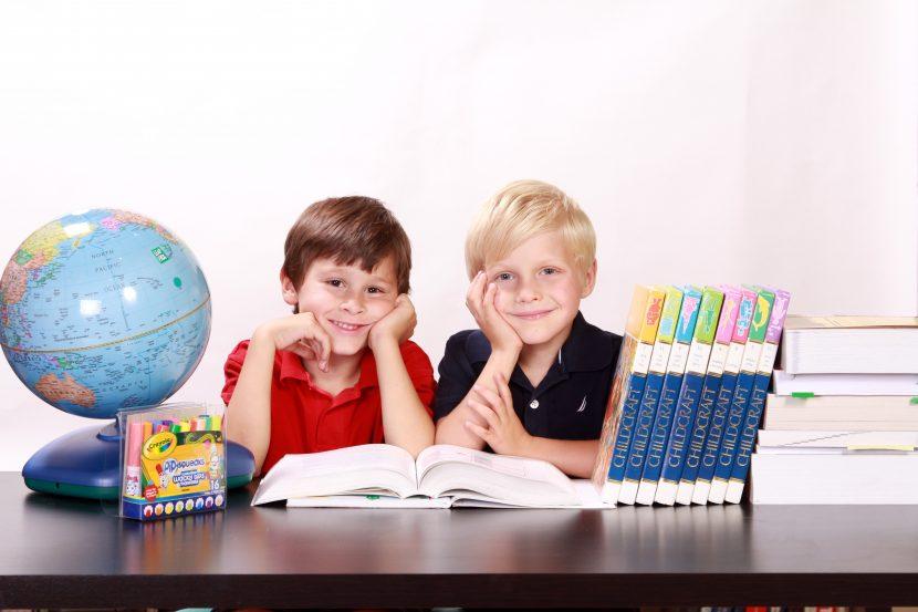 El cambio de infantil a primaria