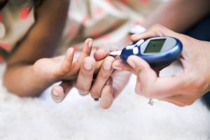 cómo es el día a día de una mamá con diabetes