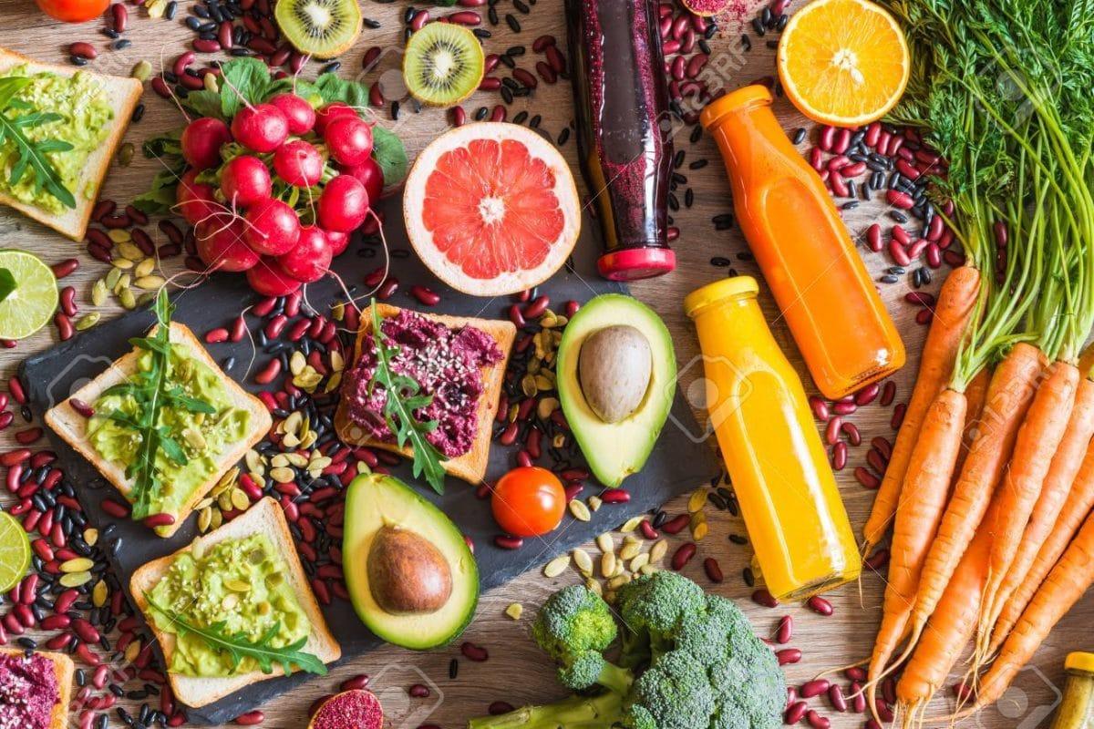 cromoterapia alimentos