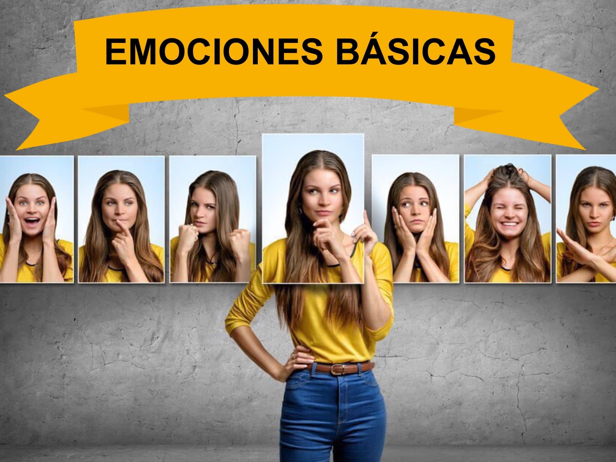 Emociones básicas