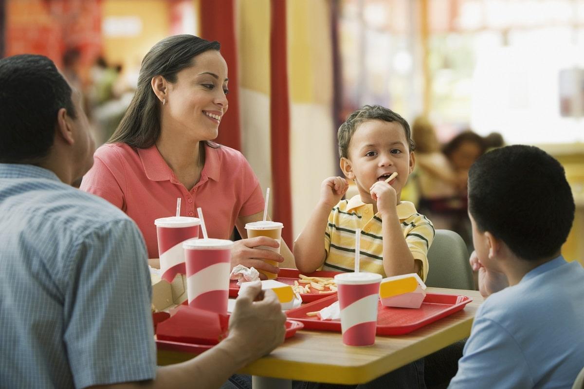Hábitos poco saludables en familia