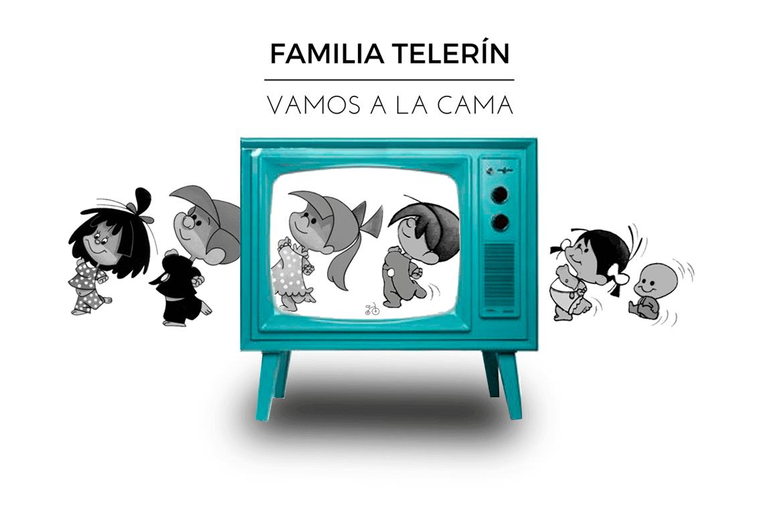 Historia de la televisión española explicada para niños