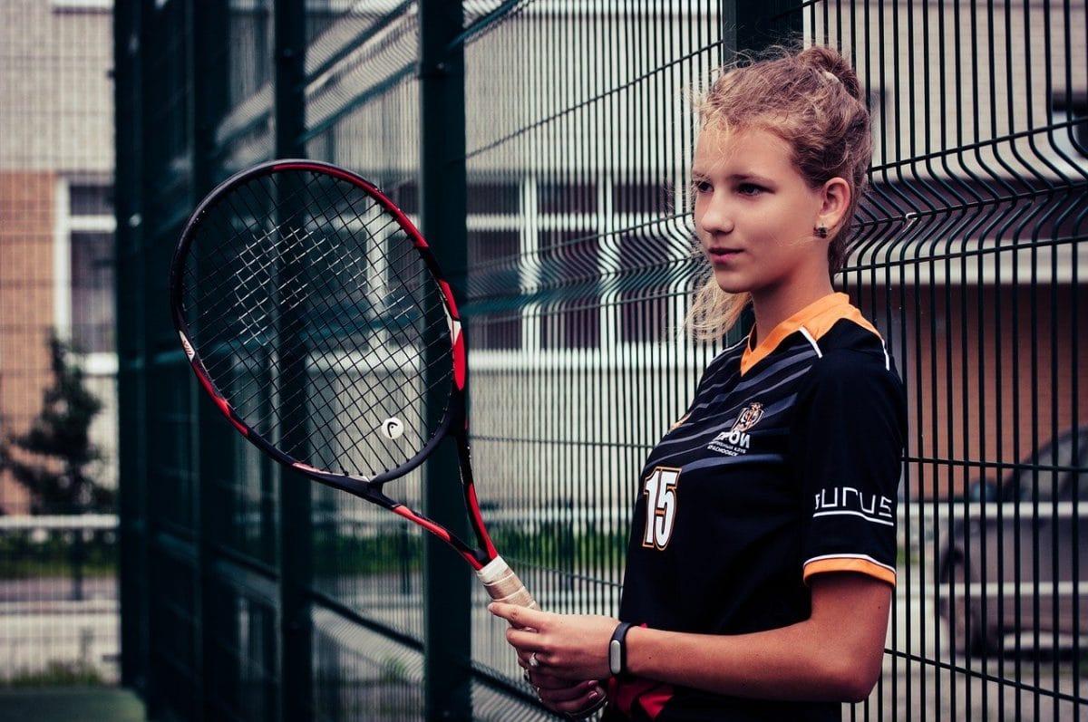 codo de tenista en niños