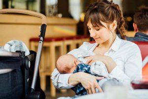 Lactancia materna vs biberón