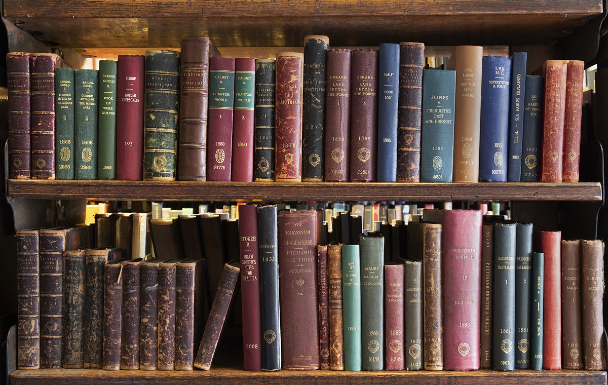 Librería antigüa