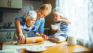 Postres sin gluten para niños