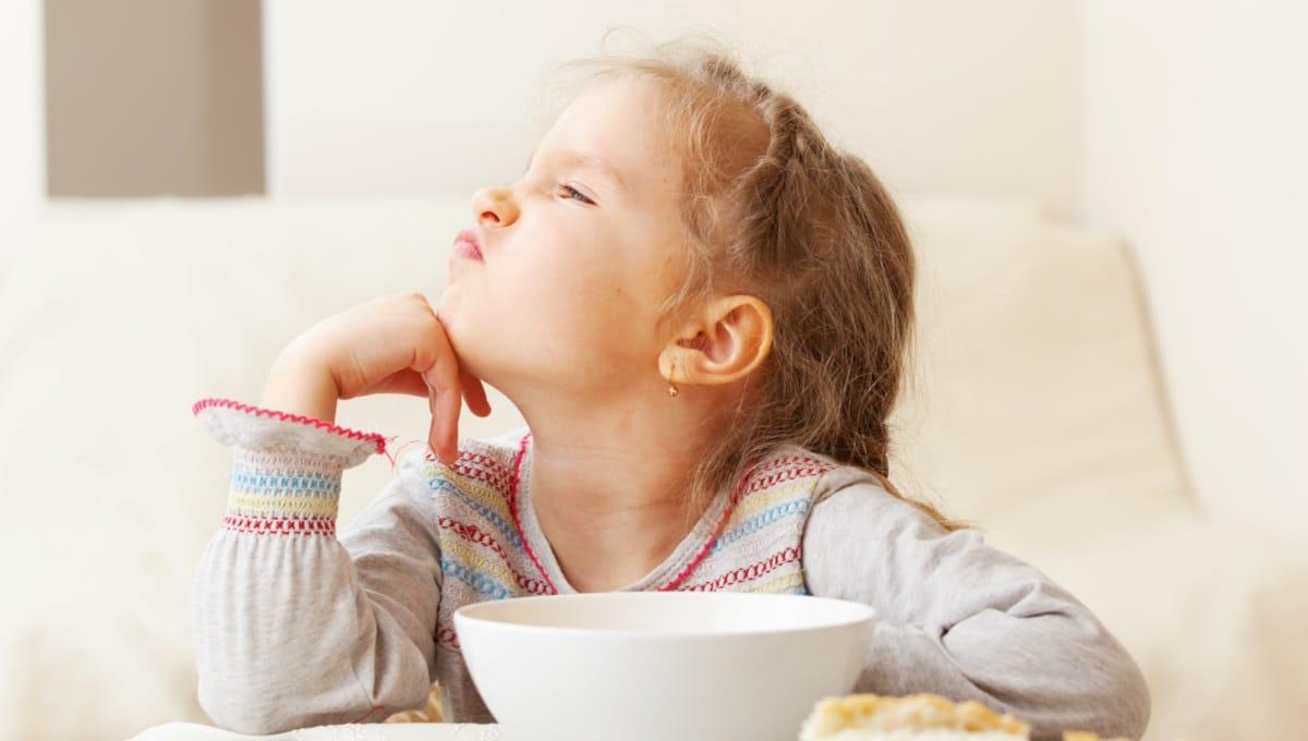 Puré de verduras para niños