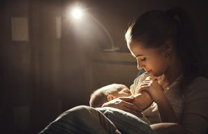 pechos lactancia materna