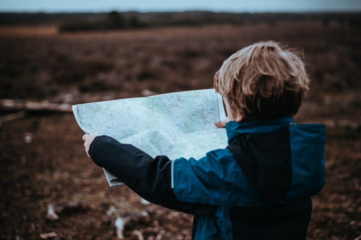 Planea un viajes internacional con niños