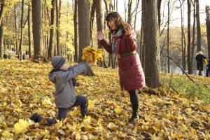 Ideas para hacer en otoño con niños