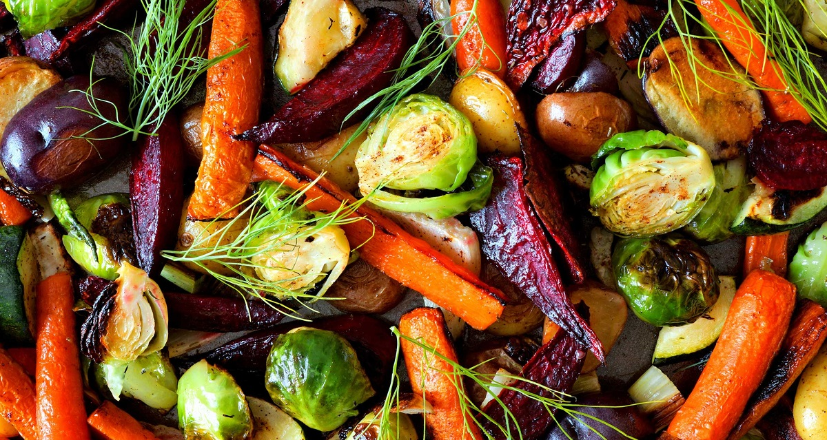 Ingredientes para un puré de verduras