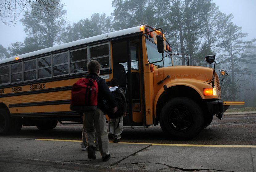 A mi hijo le da vergüenza ir al colegio