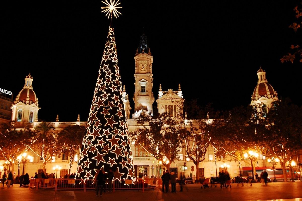 Alicante en Navidad