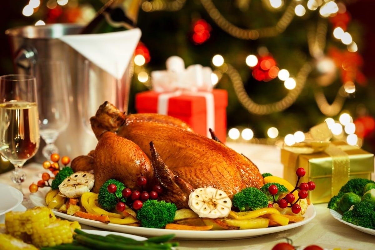 Menú de Nochebuena