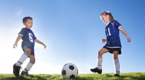 deporte niño