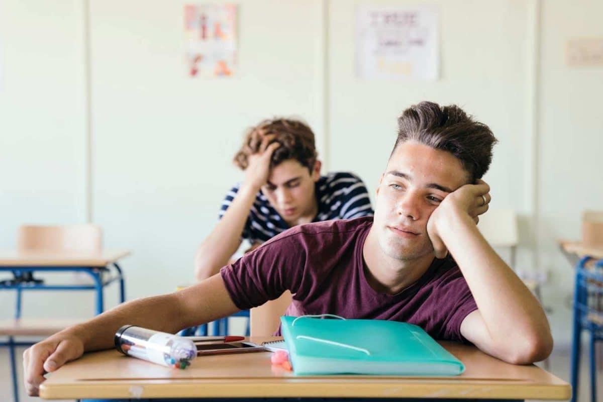 Falta de sueño y rendimiento escolar