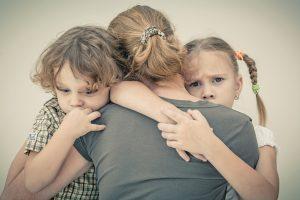 maternidad triste y dificil