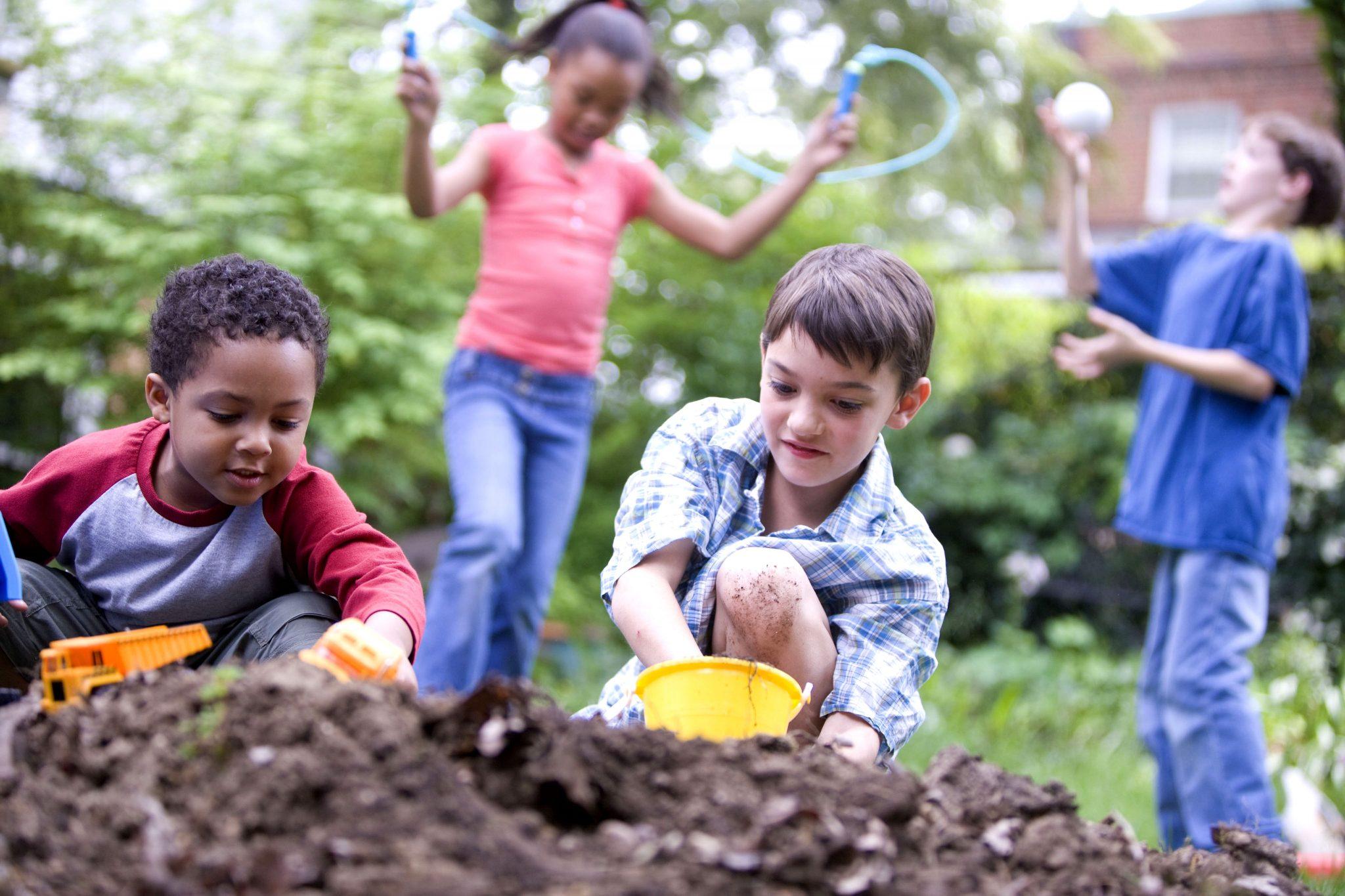 Derechos Humanos en la infancia