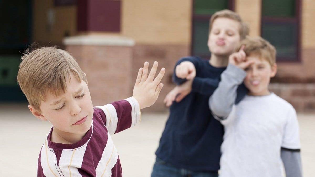 Qué hacer si mi hijo es víctima de acoso