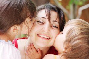 Dedicarse al cuidado de los hijos