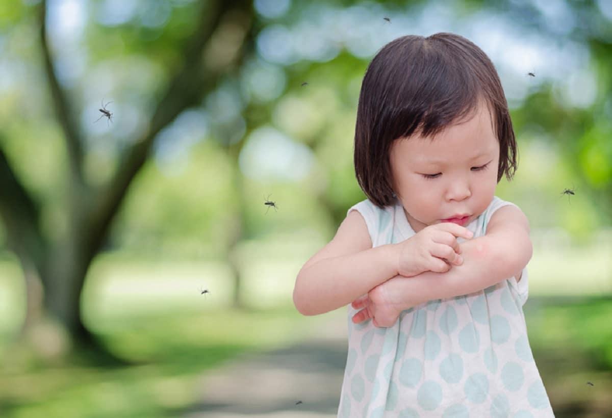 Antimosquitos para niños
