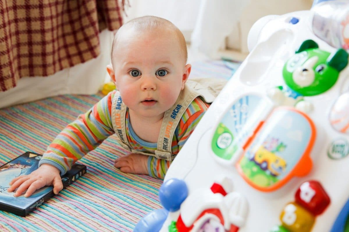 Juegos de bebés para pasarlo en grande todos