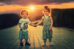 convivencia entre hermanastros