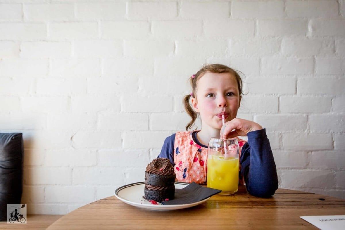 Los peores alimentos para los niños