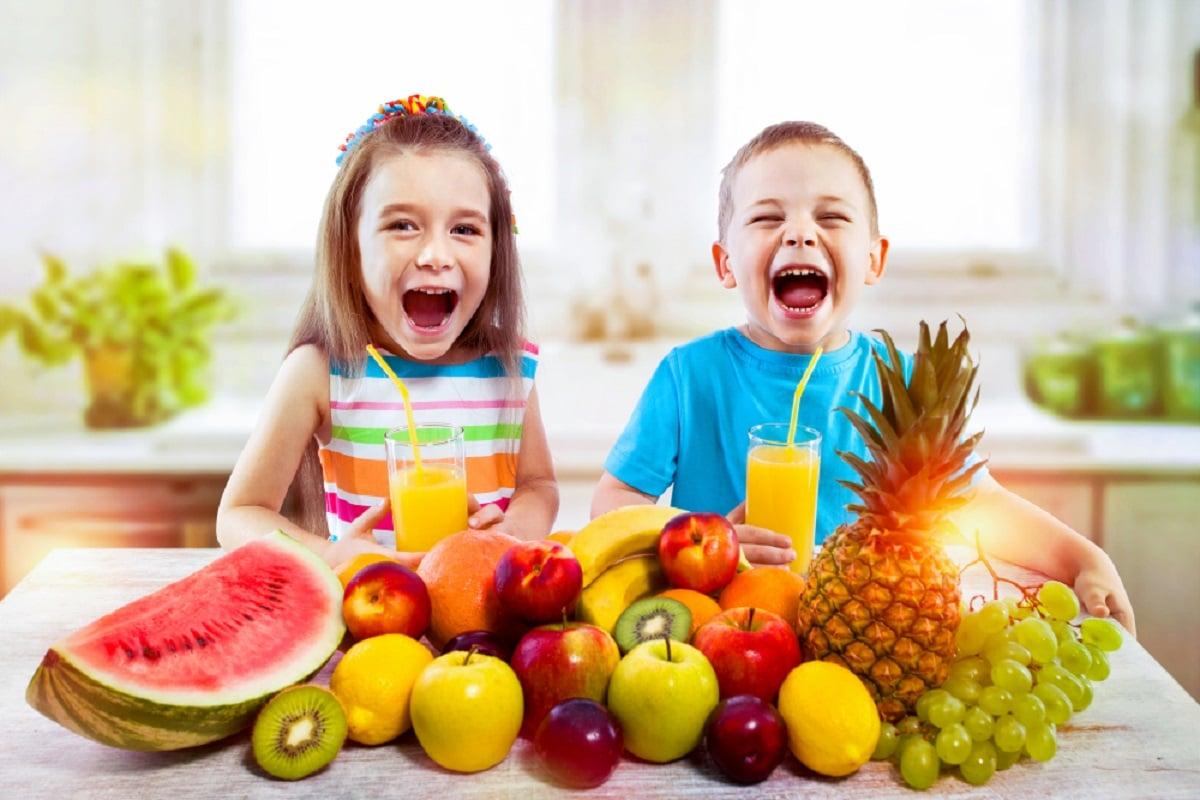 Hábitos saludables en niños