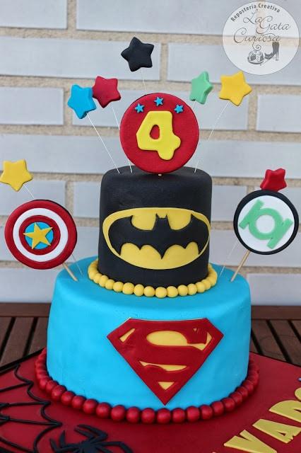 tartas originales para niños