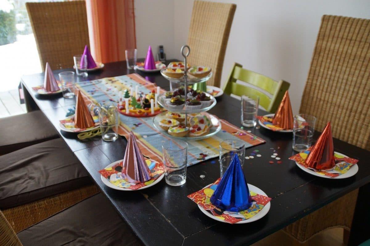 Ideas para celebrar el cumpleaños de niños pequeños
