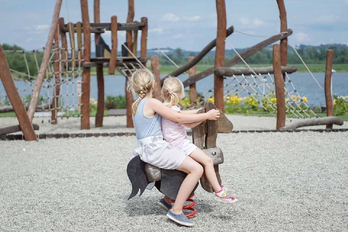 Beneficios del parque infantil